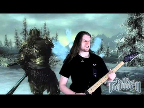 Sons of Skyrim Theme (Dovahkiin) - Daniel Tidwell Cover