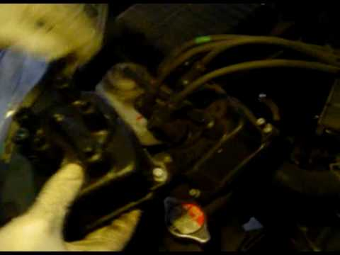 Distributor cap and rotor tutorial for 1998 Honda Civic