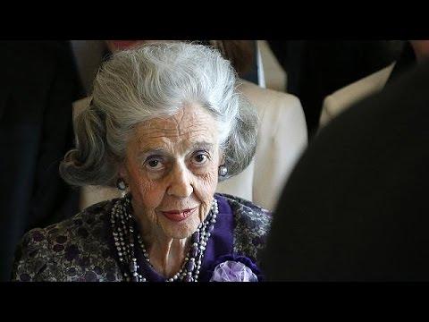 بالفيديو : وفاة الملكة البلجيكية السابقة فابيولا