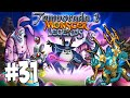 Monster Legends T2 - Capitulo 31 - Lord of The Atlantis y Skuller