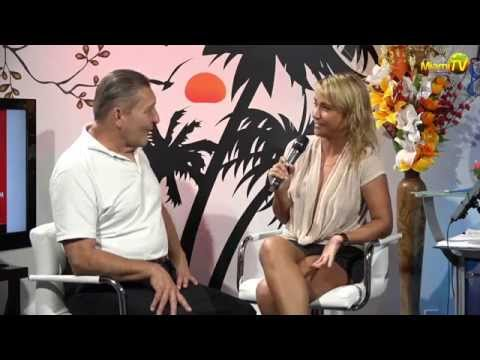 Jenny Scordamaglia & Mark Chesney - Miami TV Life