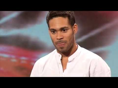 The X Factor 2009 - Danyl Johnson - Auditions 1 (itv.com/xfactor)