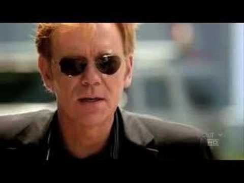 CSI: Miami - Horatio Caine-s Sunglasses Moments / One Liners