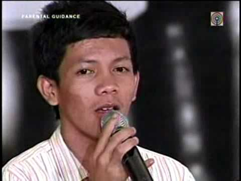 Jovit - Faithfully (Journey cover) Pilipinas Got Talent (Now with ENGLISH Closed Captions)