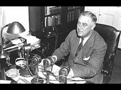 FDR Fireside Chat 1935 Part II