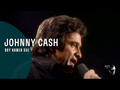 Johnny Cash - Boy Named Sue (From A Concert Behind Prison Walls DVD)
