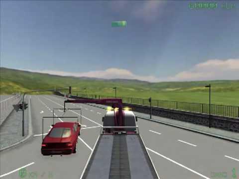 Abschleppwagen Simulator 2010 #1