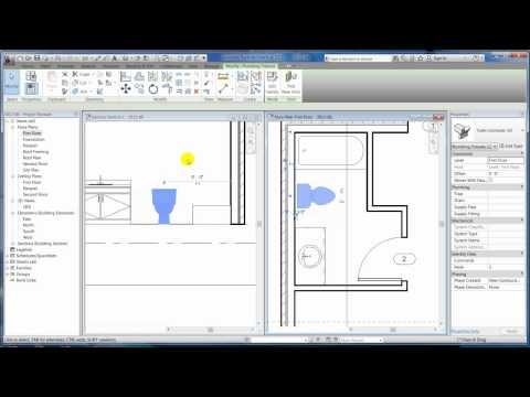 Revit Architecture 2012 - Tutorial 06