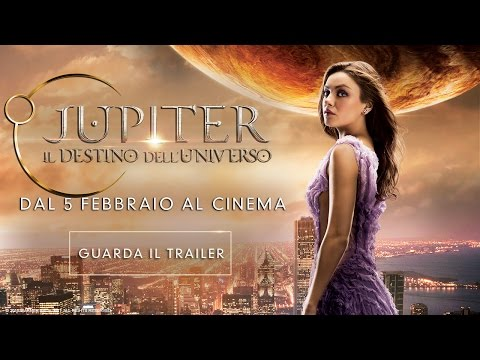Jupiter - Il destino dell'universo