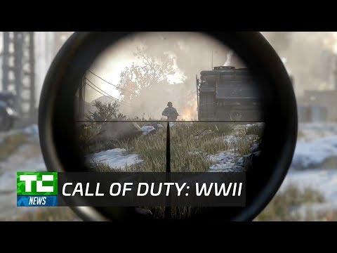 Behind the new Call of Duty: WWII - UCCjyq_K1Xwfg8Lndy7lKMpA