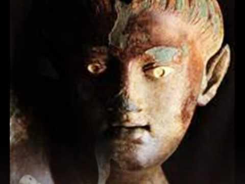 Musica Antica Grecia - Stele di Sicilo -da Antiche Musiche Ellenistiche - Paolo Emilio Carapezza.