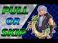 New KH3 Riku EX+ ~ KH Union χ[Cross]