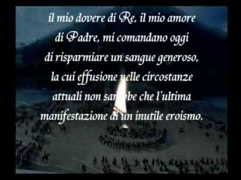 150 Unità d'Italia - La verità rafforza l'unità - Parte1