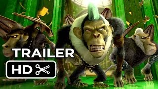 Legend Of Oz: Dorothy's Return Official Trailer (2013) - Hugh Dancy, Patrick Stewart HD
