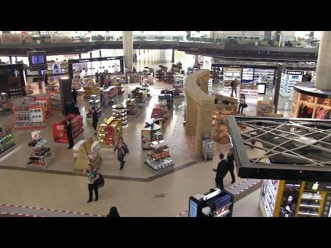 شاهد بالفيديو: مطار الملكة علياء الدولي بحلته الجديدة