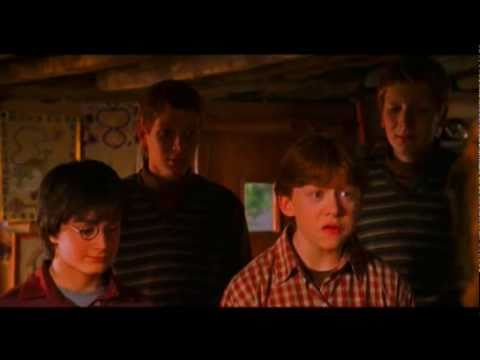 Funny Weasley Scene #1 | &quot;They were starving him, Mum&quot;