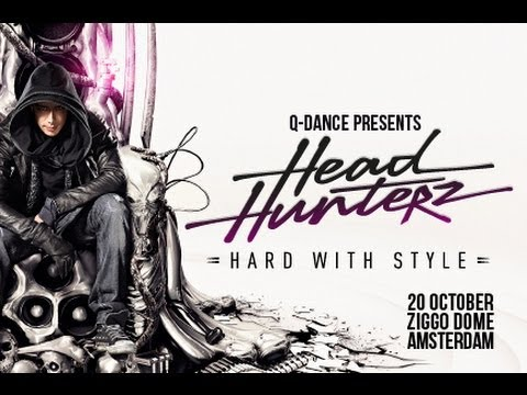 Q-dance presents: Headhunterz | 20th of October 2012 | Trailer