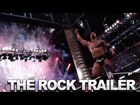 WWE 13 Trailer - The Rock Attitude Era