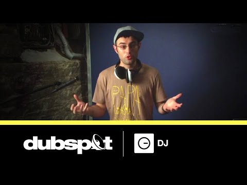 How to DJ w/ DJ Shiftee @ Dubspot | Mixing - Pushing & Pulling