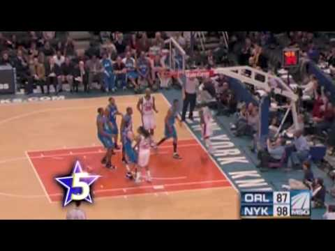 Nate Robinson's Top 10 Dunks