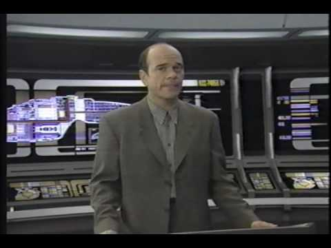 Star Trek Voyager - Inside the New Adventure - 01/14/1995 - 6/6