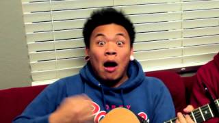 I Knew You Were Trouble (Cover) - AJ Rafael x @RyanMGrey