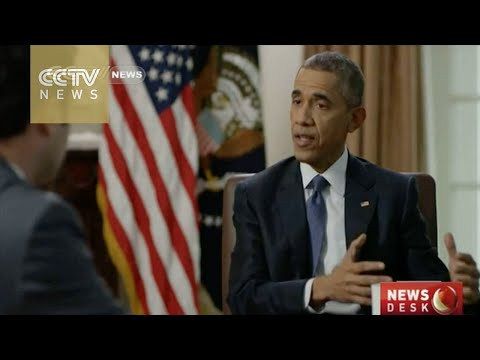 Obama: It's 'hard to find a path' on Israeli-Palestinian peace