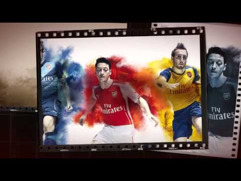 Arsenal Home Football Shirt 2014/15 by Puma