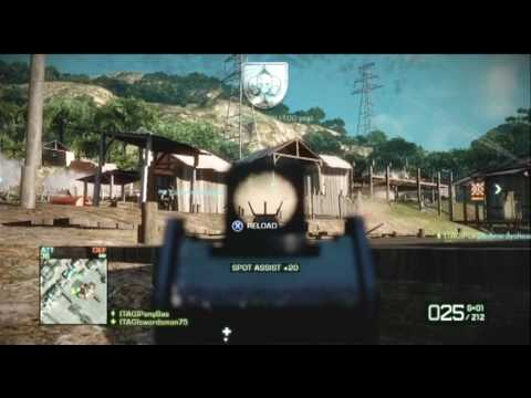 BFBC2 XM8 LMG Commentary Review