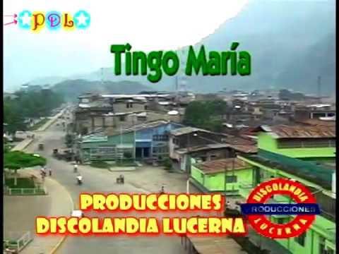 Tingo Maria es La Ciudad de La Bella Drumiente ( Hua-nuco es un Encanto )