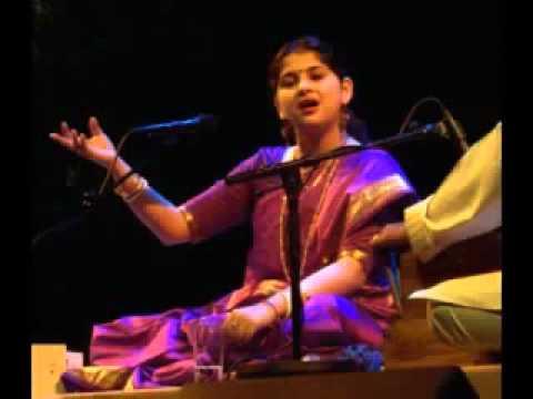Thumri -- Yaad Piya Ki Aaye -- Kaushiki Chakrabarty -- Part 1 of 2
