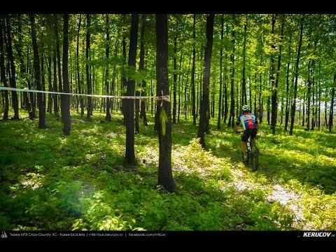 VIDEOCLIP Traseu cu bicicleta MTB XC Topoloveni Bike Adventure - TBA Primavara 2015
