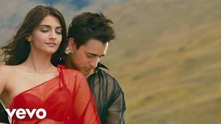 I Hate Luv Storys - Sadka Lyric  Sonam Kapoor, Imran Khan