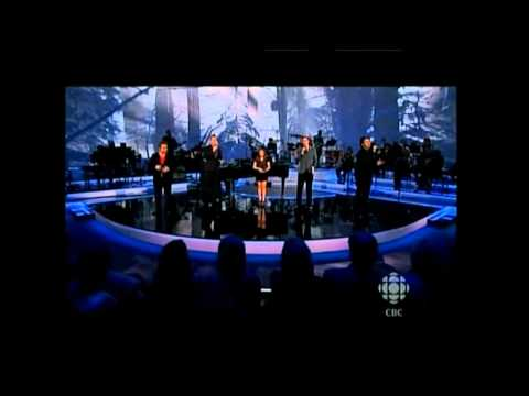 The Prayer - Charice, Canadian Tenors, David Foster Dec 2010 Canada