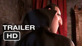 Hotel Transylvania Official Trailer - Adam Sandler Movie (2012) HD