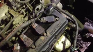 ДВС (Двигатель) в сборе Nissan Almera N16 (2000-2007) Артикул 50766625 - Видео