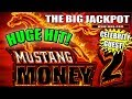SURPRISE CELEBRITY GUEST! + HUGE HIT on MUSTANG MONEY 2 w/ The Big Jackpot | The Big Jackpot
