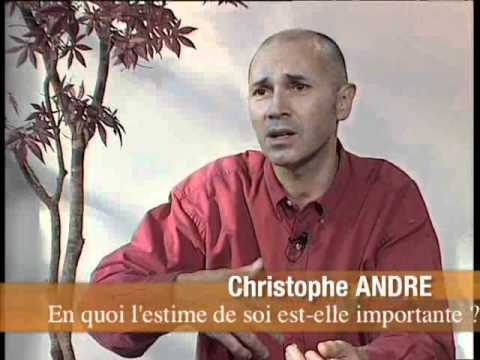 Afpa questions à  Christophe André : rejet social et estime de soi