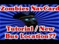 Black Ops 2: Nav Cards Explained + New Bus Location?