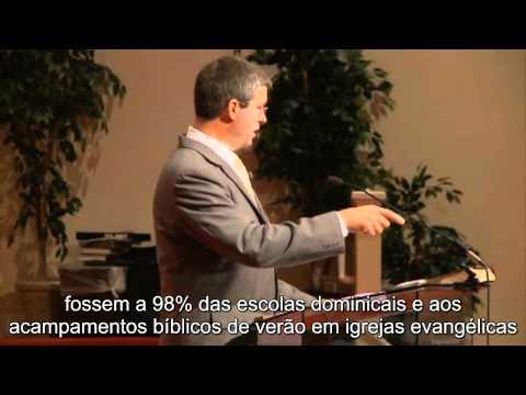 Paul Washer - 10 Acusações Contra a Igreja Moderna