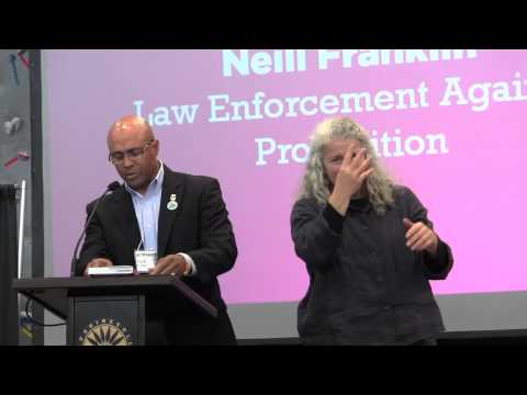 Neill Franklin: Speaking Out for Reproductive Freedom, 2013