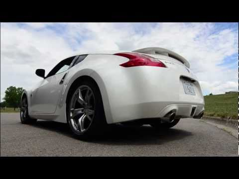 2011 Nissan 370Z - WINDING ROAD Quick Drive
