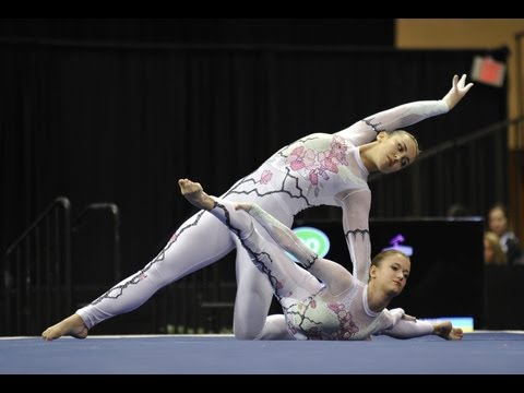 2012 WORLD CHAMPIONSHIPS - Acrobatic Gymnastics - QUALIFICATIONS (Part 2)