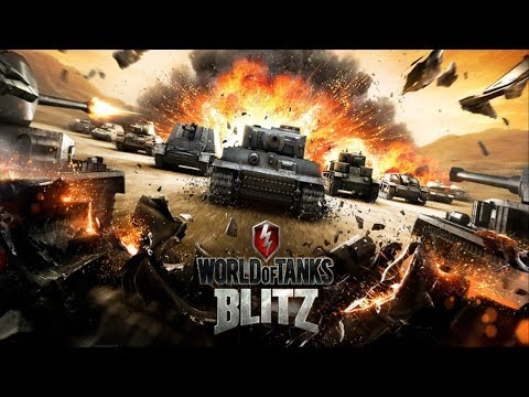 watch Official World of Tanks Blitz Launch Trailer شاهد