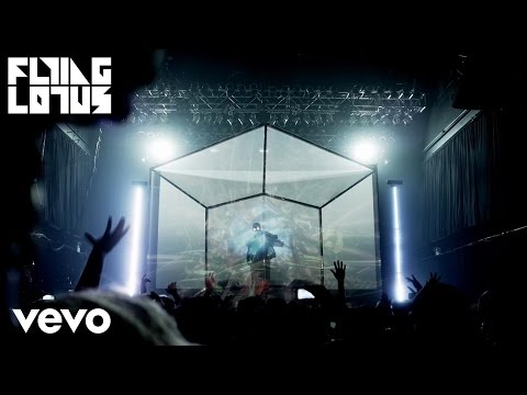 Flying Lotus - Live Show Preview