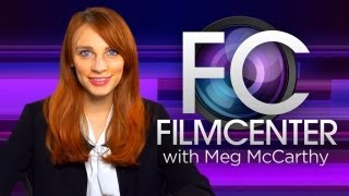 Movies With Meg - Film Center Movie News - March 8, 2013 - Catching Fire, Mila Kunis Film News HD