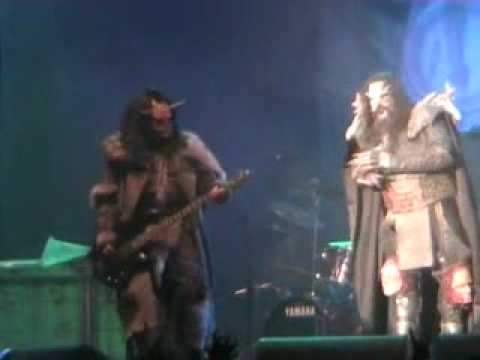 Lordi NEW SONG - This is Heavy Metal - LIVE at Gods of Metal 2010
