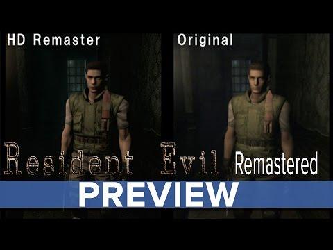 Resident Evil 1: Remastered - Eurogamer Preview - default