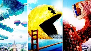 Pixels Movie TRAILER (2015) First Impressions