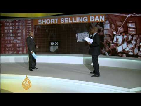 Short-selling explained